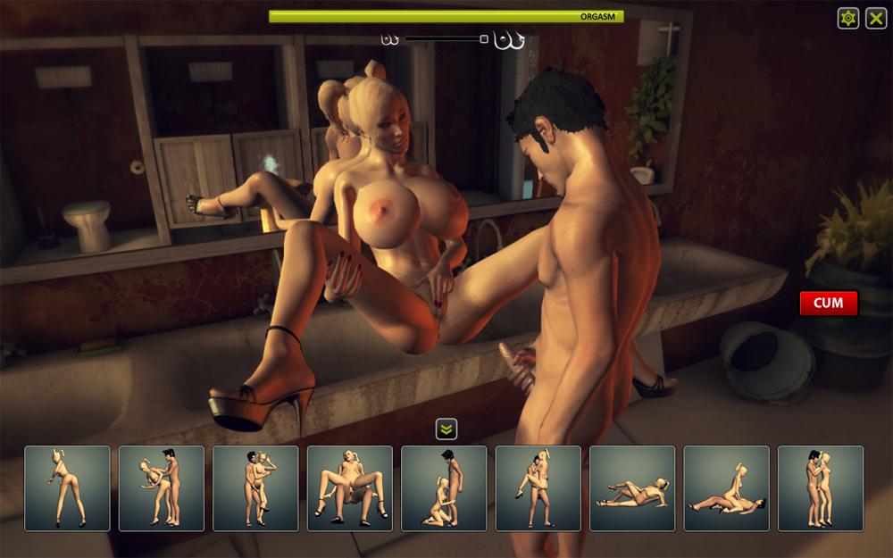 Играть порно игры русские онлайн